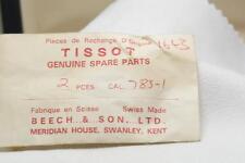 NOS Tissot Part No 1643 for Calibre 783-1 - Jewel for Reduction Wheel Upper