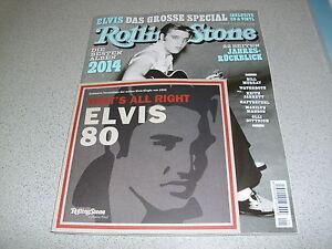 Rolling-Stone-JANUAR-2015-Heft-inc-CD-amp-incl-ELVIS-PRESLEY-7-034-Vinyl-Single