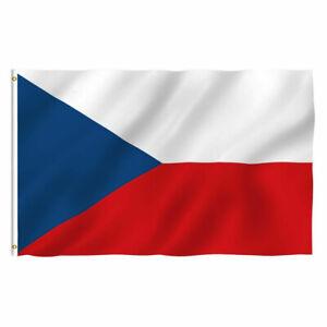 Czech Republic Flag 3x5 Polyester Indoor Outdoor Flag National Banner