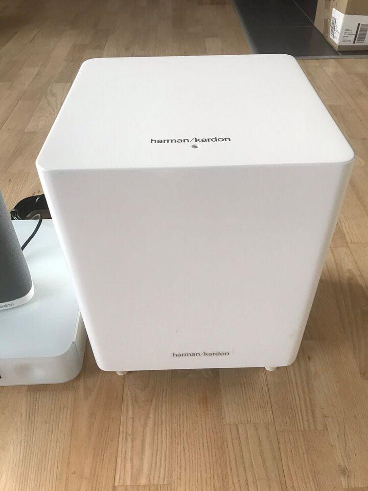 Harman/Kardon, BDS 280, 2.1 højttalersæt
