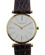 Vintage 60's Audemars Piquet 18k Gold Fancy T-Lugs Men's Thinnest Cal 2003 Watch