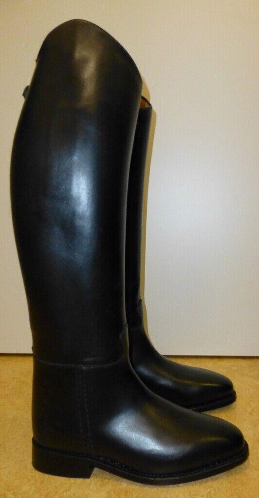 Cavallo ® Pirouette DressurLederreitstiefel Damen Gr 4,5 XHW H 47 W 37 NEU&OVP