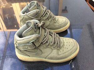 scarpe nike air force 1 verdi