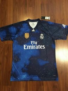 newest 3f3ab dcf41 Details about Adidas Real Madrid 2018/19 EA Sports Luka Modric #10 Jersey  size XL -Special Ed.