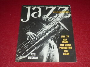 REVUE-JAZZ-MAGAZINE-N-238-NOVEMBRE-1975-JATP-75-MAX-ROACH-FREE-MUSIC-PROD