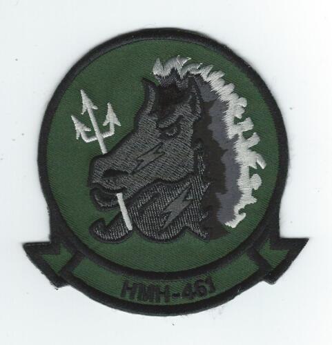 SUBDUED patch HMH-461