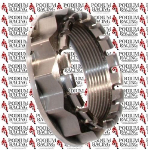 Ducati Titan Silber hinter Rad Nuss /& Sprocket Seite Panigale 1199 S /& R