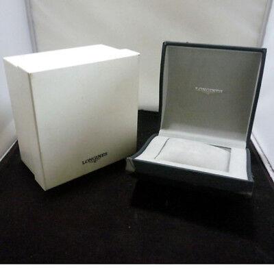 Boxes, Cases & Watch Winders Jewelry & Watches Longines Reloj Caja Estuche Folleto 100% Auténtico Cf5977-282 Ts 1