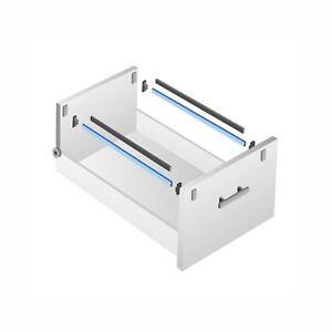 Blum Zrm 5503 Us White Metafile Hanging File Cabinet