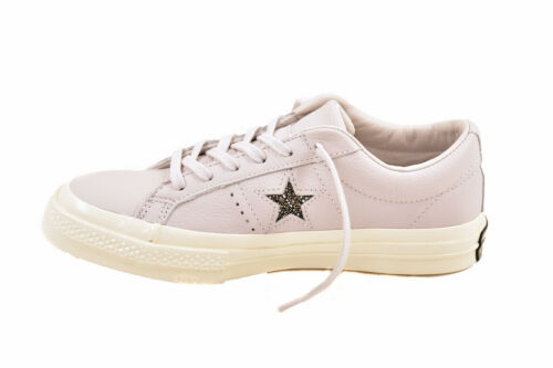 5 Unisex Bcf87 Leather £98 Uk Rrp Size Grey 157805 Sneakers Converse One 41WSqwd88