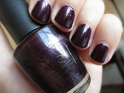 OPI Classics Nail Lacquer, LINCOLN PARK AFTER DARK W42