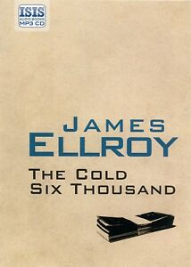 The-Cold-Six-Thousand-by-James-Ellroy-MP3CD-Audiobook