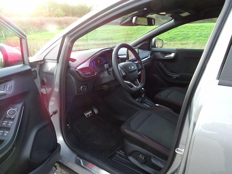 Ford Puma 1,0 EcoBoost ST-Line DCT - billede 8