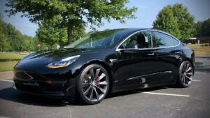 2018 Tesla Model 3 LR AWD Full self drive / Enhanced Autopilot