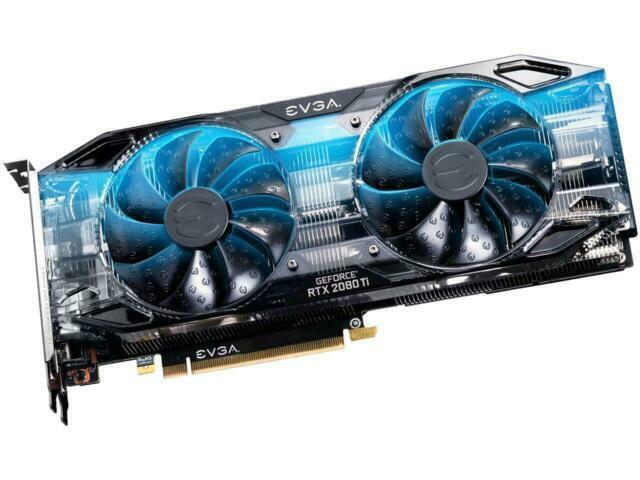 Evga Nvidia Geforce Rtx 2080 Ti 11gb Gddr6 Graphics Card 11g P4 2281 Kr For Sale Online Ebay