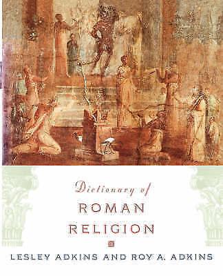 Dictionary of Roman Religion-ExLibrary