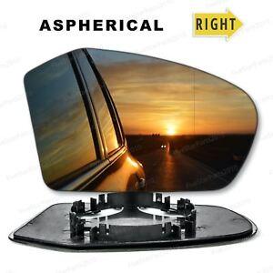 Cristal placa espejo retrovisor C2 2003 derecho t/érmico