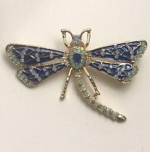 Unique-Dragonfly-brooch-pin-enamel
