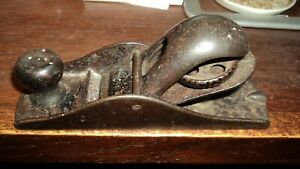 Vintage-Wood-plane-seven-inches-unmarked