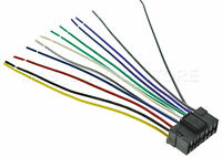 Wire Harness For Jvc Kd-r200 Kdr200 Pay Today Ships Today