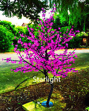 6ft LED Cherry Blossom Tree Outdoor Wedding Garden Christmas Light Decor 864 LED