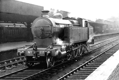 BCDR Belfast /& Co Down Railway Sets of 10 6x4 BW steam photos 442T 464T 240 064T