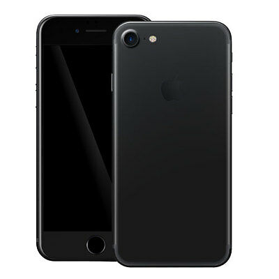 Apple iPhone7 128gb Matte Black Agsbeagle