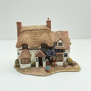 Lilliput-Lane-The-Blue-Boar-1996-Boxed-With-Deeds
