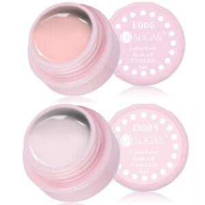 2-Stk-5ml-Soak-Off-UV-Gel-Nagellack-Gellack-Nail-Polish-Nail-Art-Varnish-Decor