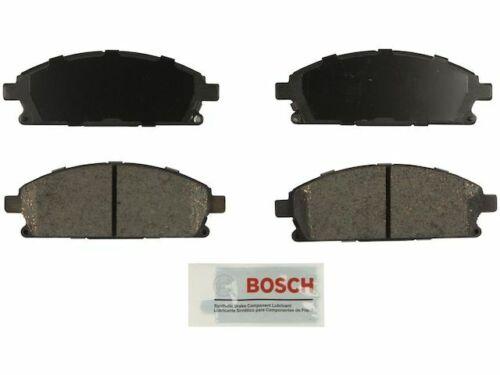 For 1997-2001 Infiniti QX4 Brake Pad Set Front Bosch 85755QY 1998 1999 2000
