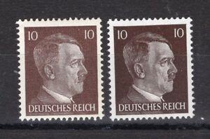 DR-3-Reich-826a-b-BEIDE-FARBEN-POSTFRISCH-74156