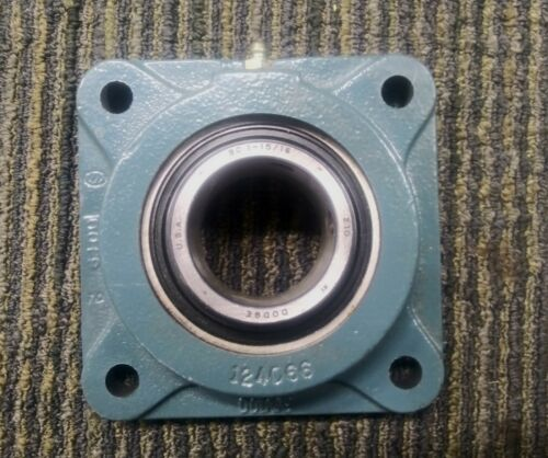 "Dodge 124066 4 bolt Flange Bearing 1 15//16/"" Bore"