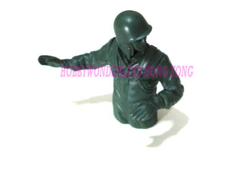 Army Infantry spare part for 1//16 2.4G 3918-1 RC Tank M1A2 Abrams Heng Long U.S