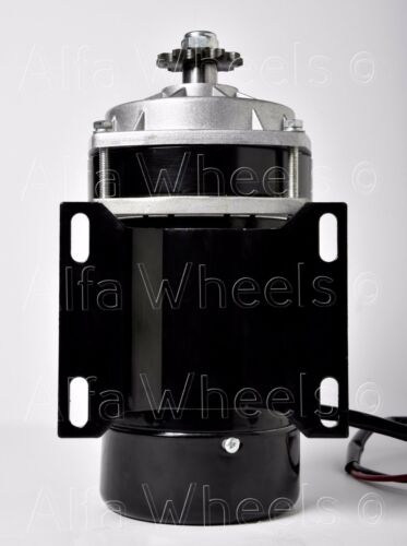 1000W 48 V DC GEAR Reduction electric motor+Reverse capable Controller