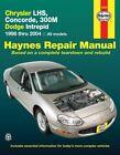 Repair Manual-Base Haynes 25026