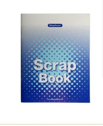 2 x Stephens Large Scrap Books 35 cm x 24 cm 32 page