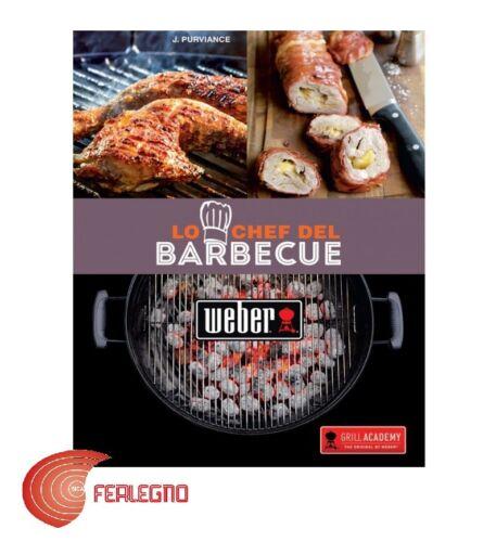 Kochbuch 115 Rezepte Kochbuch Foto für BBQ Chef der Grill Weber
