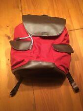 Original Rucksack von ZWEI Olli O20 chili - rot braun - NEU