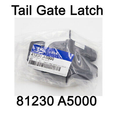 labwork Tail Gate Latch Assembly 81230-A5000 Replacement for Hyundai Elantra GT i30 2013-2017