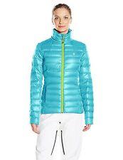 NWT Women's Spyder Prymo Down Puffer Jacket Ski Size Large Free Shipping