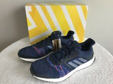 a11883e29b3 Adidas Ultra Boost ST Running Shoe - Men s Noble Indigo Footwear White Size  10.5