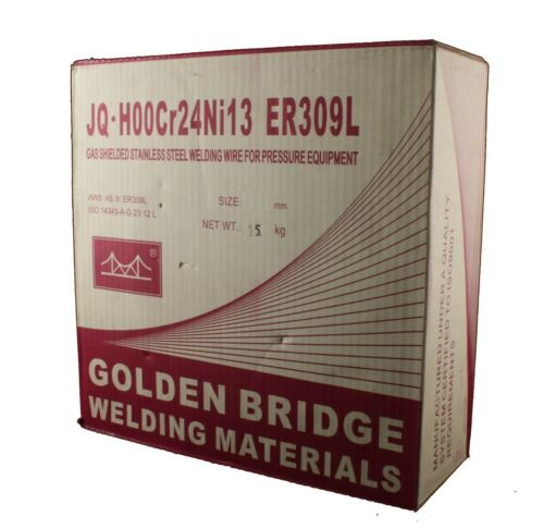 """MIG Stainless Steel Welding Wire 33 Lb x 0.045/"""" ER309L"""