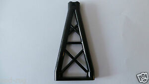 Lego Black Support 1 x 6 x 10 Girder Triangular x 1 P//N  64449 ** NEW **