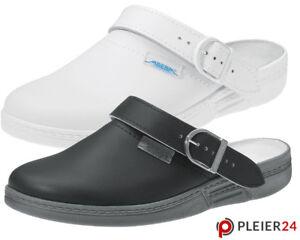 Küchenschuhe Diplomatisch Abeba 7021-7031 Arbeitsschuhe Pantolette Praxis Gastro