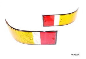 JP-Glas-Ruecklicht-SCHWARZER-Rand-SET-passend-fuer-Porsche-911-Heckleuchte-Blinker