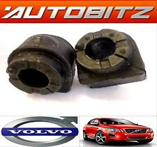 FITS VOLVO XC70 2007> FRONT SUSPENSION ANTI ROLL BAR D BUSHS 2PCE FAST DISPATCH