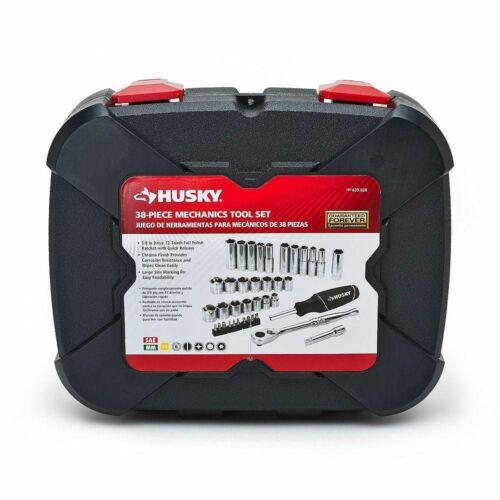 38-Piece Details about  /Husky Mechanics Tool Set