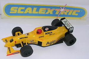 Spielzeug Scalextric C-2112 Team Agip #10 Only Set C-1082l Mint Unboxed