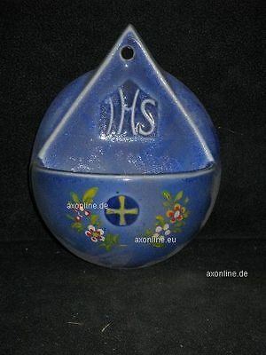 Antiquitäten & Kunst # A013216_36 Goebel Archiv Muster Weihwasserkessel Holy Water Jhs Hw7 Krone Gelernt Porzellan & Keramik