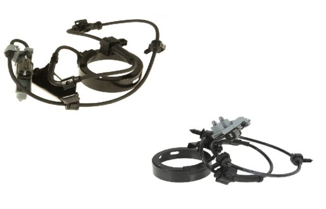 New Front Left & Right ABS Wheel Speed Sensor Set W Off Road Suspension 2WD/4WD
